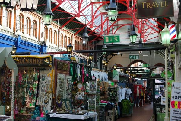dublin georges street arcade