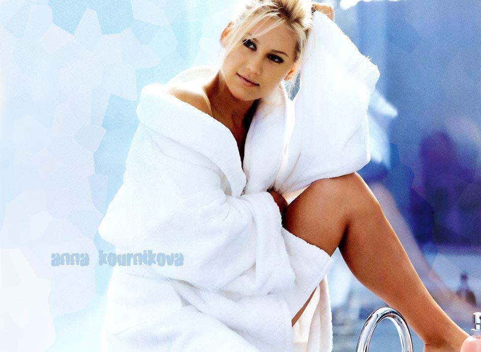 Tennis Player Anna Kournikova Hot hd wallpapers — Entertainment Exclusive Photos