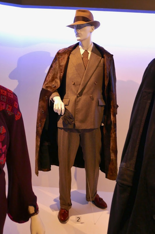 Johnny Depp Murder on Orient Express Ratchett costume