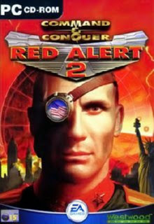 C&C: Red Alert 2 Cover Art