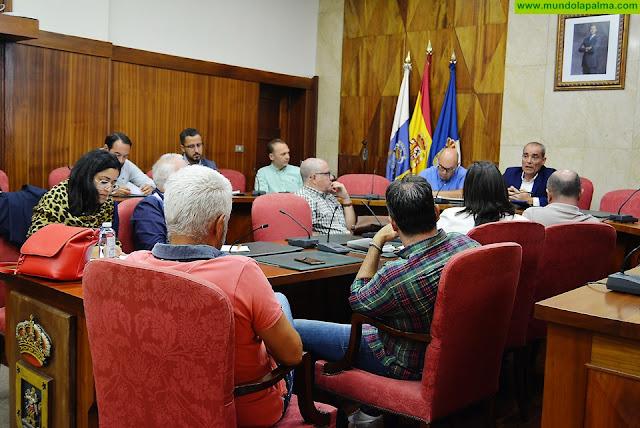 El Cabildo aborda con los Ayuntamientos las posibilidades de desarrollo que ofrece la revisión del Plan Insular de Ordenación