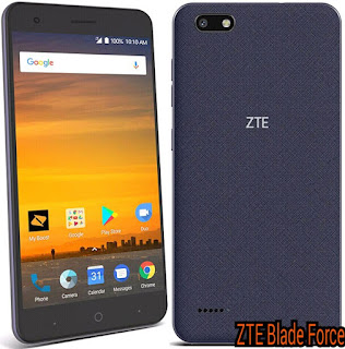 ZTE Blade Force Full Specifications And Price