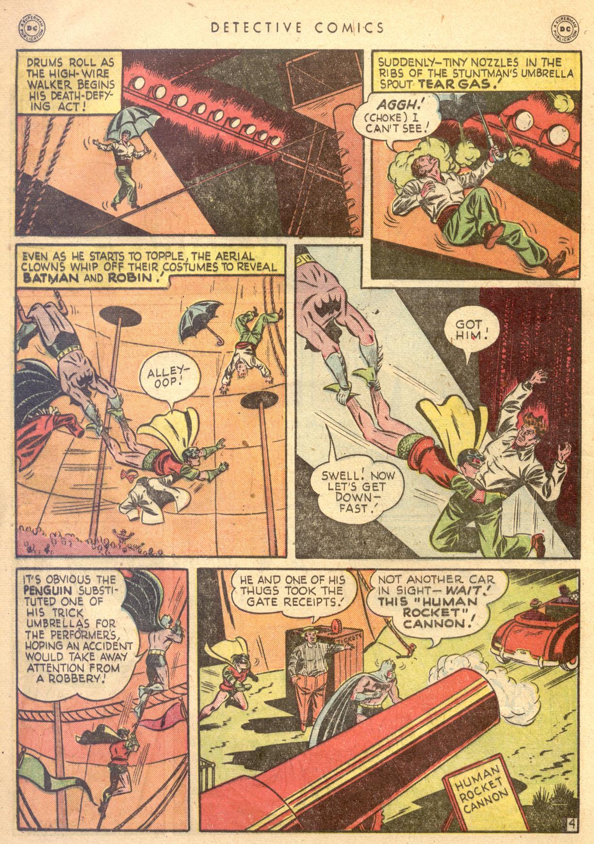 Read online Detective Comics (1937) comic -  Issue #134 - 6