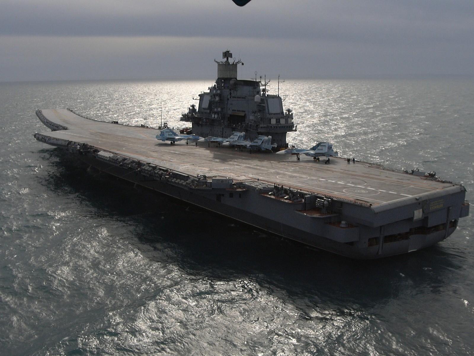 Admiral Kuznetsov (aircraft carrier): characteristics. Where is the aircraft carrier Admiral Kuznetsov 4