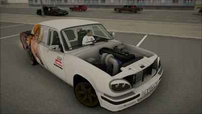 GAZ 31105 Drift