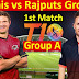 T10 League Highlights: Sindhis vs Rajputs - 96/0 in 4 overs