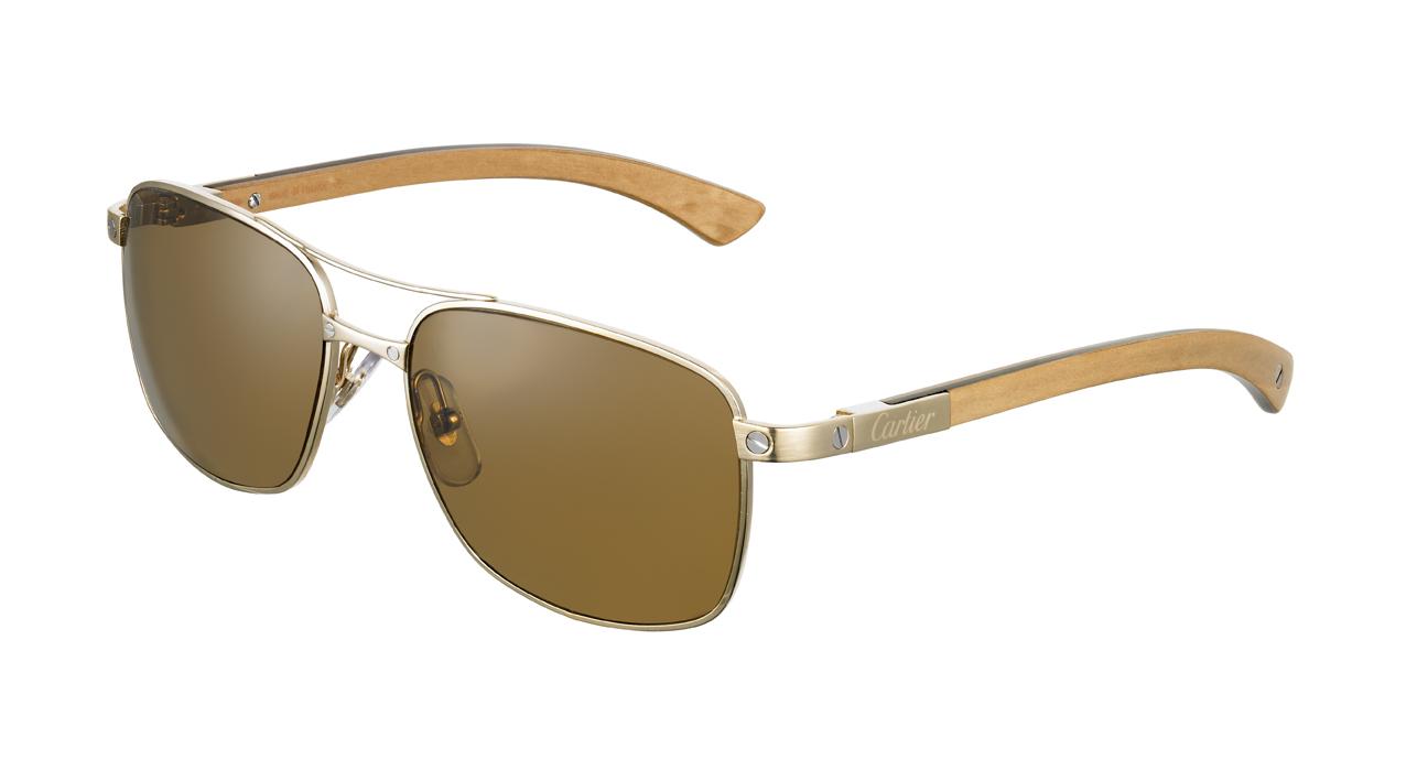 6adb87794bf Estação Cronográfica  Novos óculos de sol Cartier