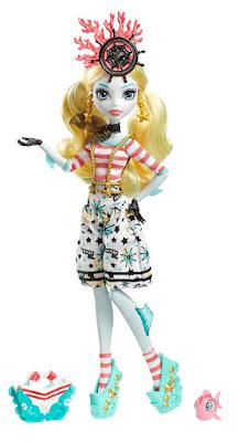 TOYS : JUGUETES - MONSTER HIGH  Shriek Wrecked - Lagoona Blue : Muñeca - Doll  Producto Oficial 2016 | Mattel | A partir de 6 años  Comprar en Amazon España & buy Amazon USA