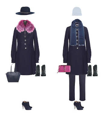 Комплекты гардероба Project 333 в стиле Ladylike