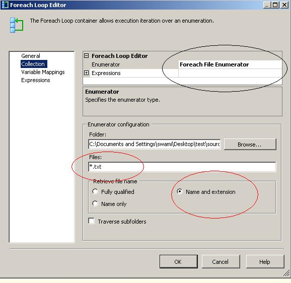How to move multiple files in ssis and also rename simultaneously