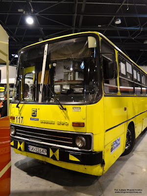 Ikarus 280.70E, PKM Katowice