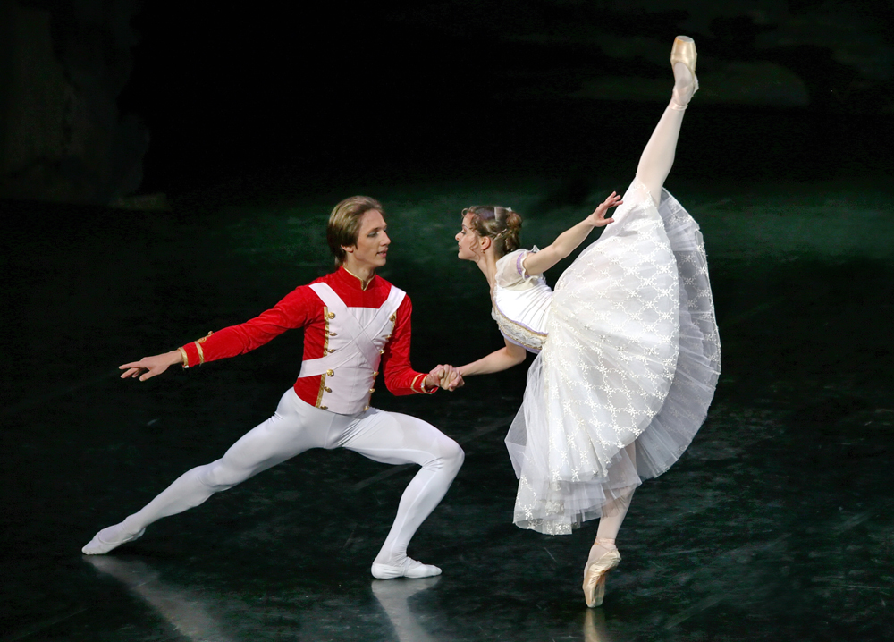 Russian State Ballet & Tyne Theatre & Opera House Presents the Nutcracker - A Review