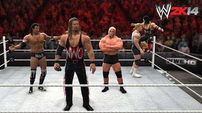 Download WWE 2K14 Highly Compressed Game For PC