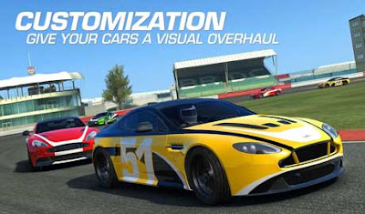 Real Racing 3 Apk v4.4.1 (Mod Money) for Android