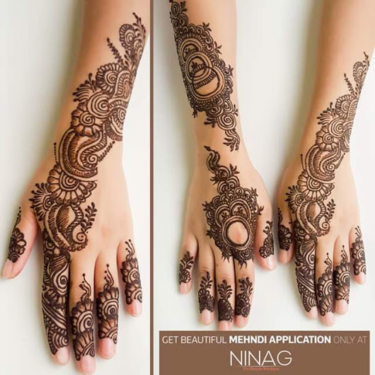 New Mehndi Design 2016