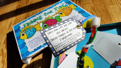 Fishing for Fun from Hookster's Ideas is a unique gift idea for that person in your life who has it all and wants to spend more time with your child!  You chose the activities and I will create a unique gift that the recipient is sure to love!