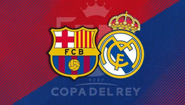 مشاهدة مباراة برشلونة وريال مدريد  – مباشر
