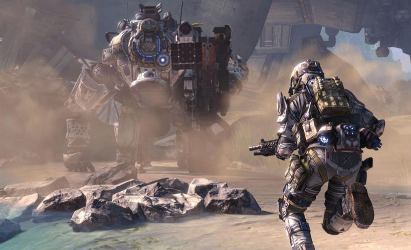 Titanfall moved to the iPhone and iPad in 2016