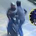 (Video) Pencuri Telefon Bimbit Diterajang Tepat Di Dada