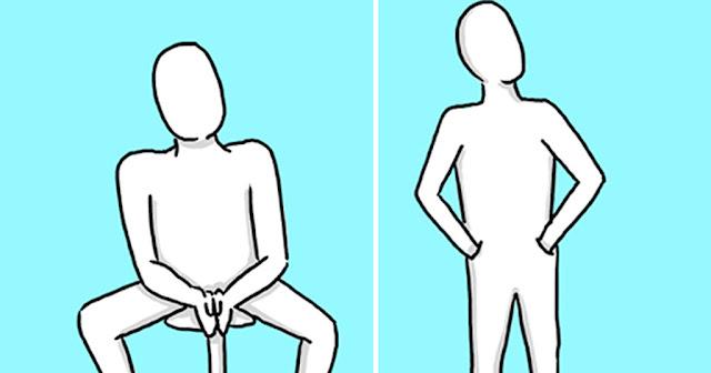 Μάθετε τι αποκαλύπτει η γλώσσα του σώματος των ανδρών