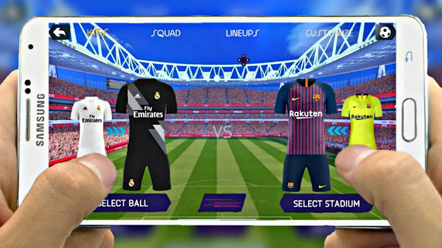FIFA 14 MOD FIFA 2019 Update 800 Mb Best Graphics HD Android