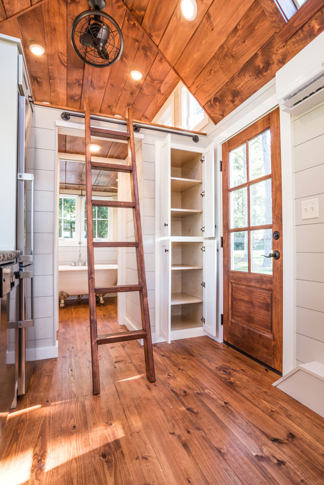 TINY HOUSE TOWN: The Ridgewood By Timbercraft Tiny Homes