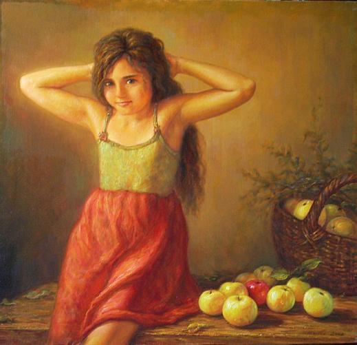 Igor Maikov 1966   Latvian painter