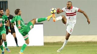 مشاهدة مباراة الزمالك والاتحاد السكندري بث مباشر اليوم السبت 27-10-2018 Zamalek vs Al-Ittihad live