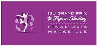 ISU Grand Prix of Figure Skating Final® 2016/2017 logo
