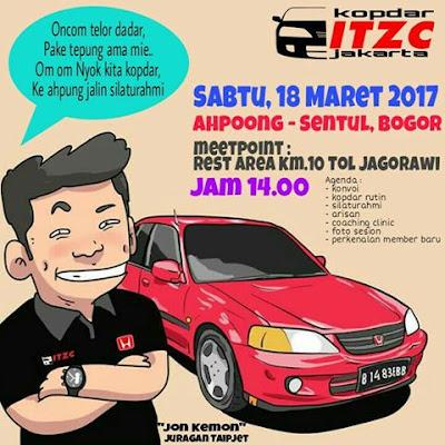 ITZC Kopdar Family