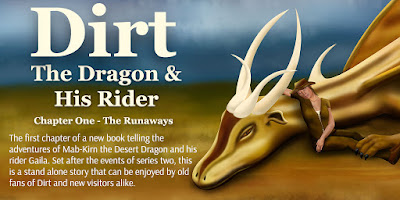 http://aworldcalleddirt.com/books/the-dragon-and-his-rider/