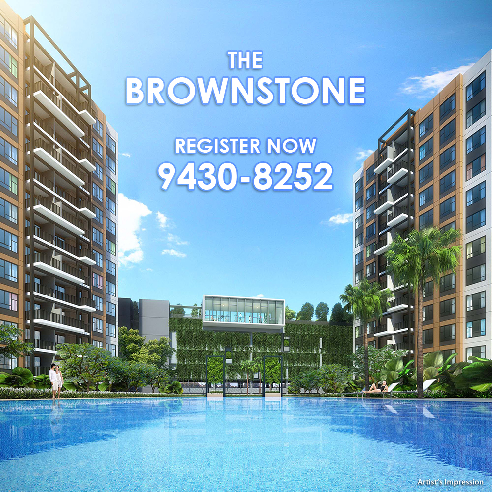 The Brownstone - Canberra MRT