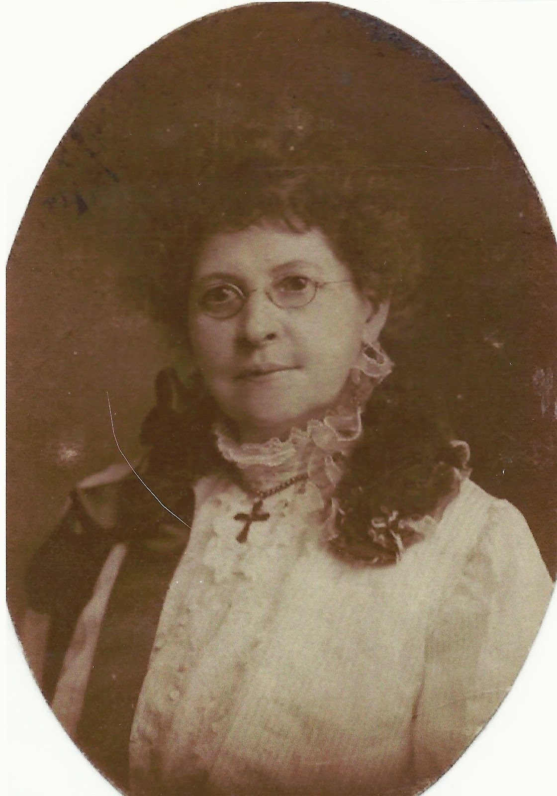 Climbing My Family Tree, 52 Ancestors, #8: Ella Bailey (1858- before 1926?)