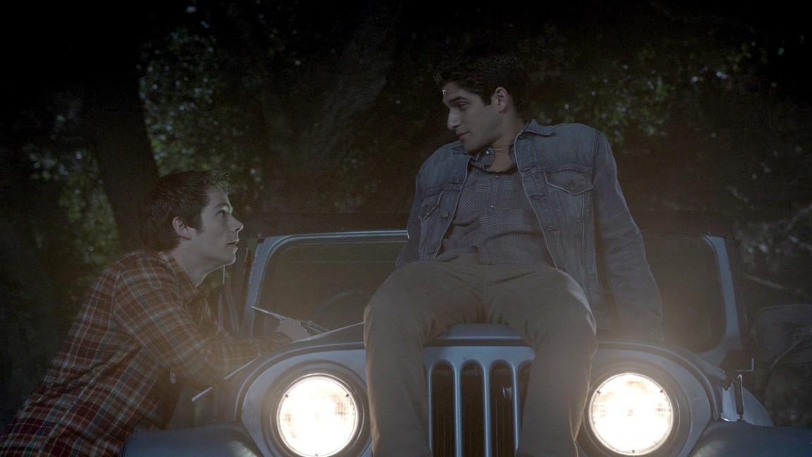 Teen Wolf - Season 5 Episode 01: Creatures of the Night