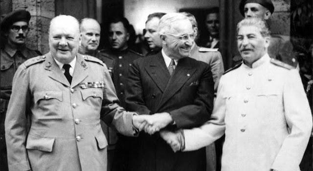 Konferensi-Konferensi dan Perjanjian-Perjanjian Pada Masa Perang Dunia 2 dan Setelah Berakhirnya Perang Dunia 2