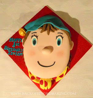 noddy face cake