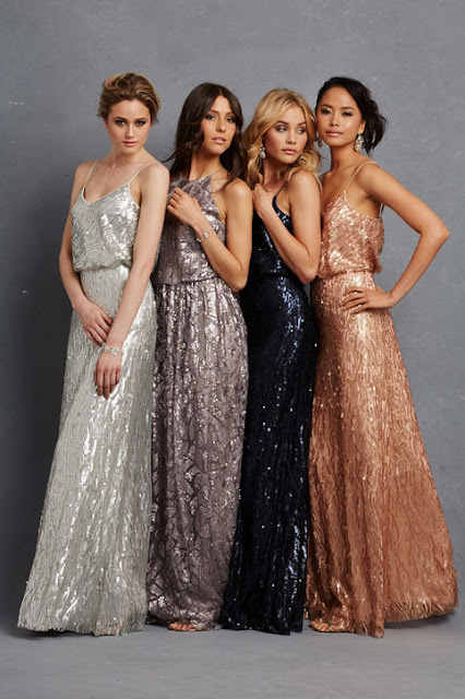 K'Mich Wedding - wedding planning - bridesmaids dresses