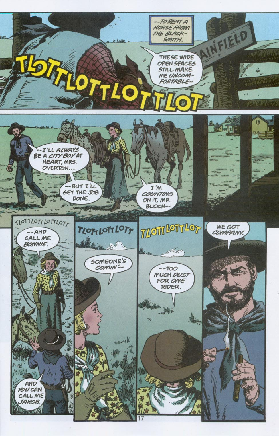 Read online American Century comic -  Issue #24 - 18