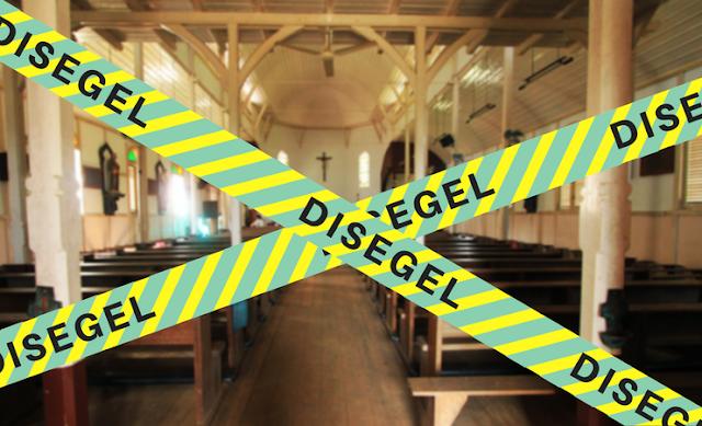 Pemkab Bogor: 3 Gereja di Parung Panjang 'Status Quo', Tidak Boleh Ada Aktivitas Apapun