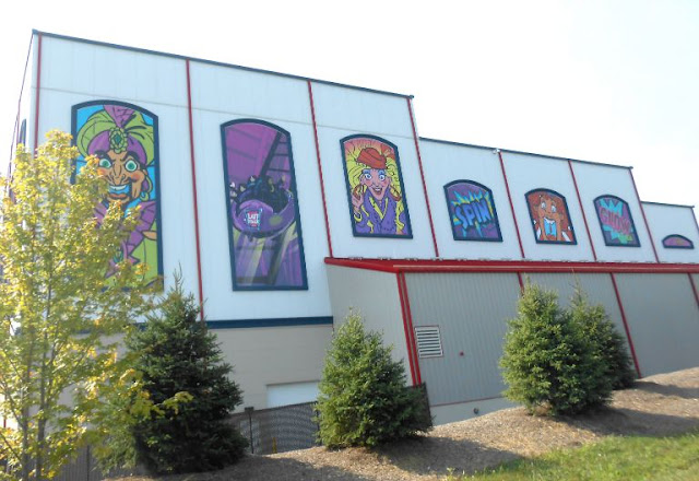 Hersheypark In Hershey Pennsylvania