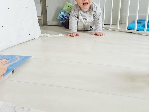 Journal de bébé : Louis, 9 mois