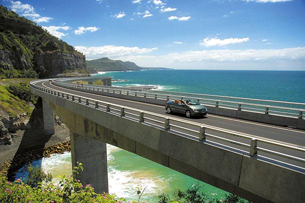 empresas de aluguel de carro na Austrália