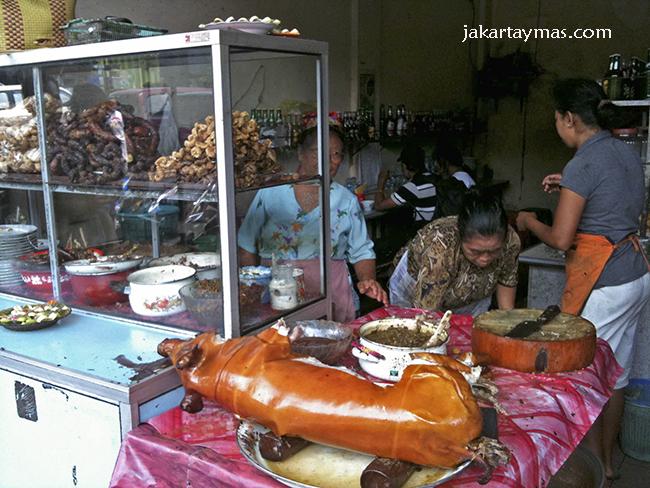 El cerdo en Bali
