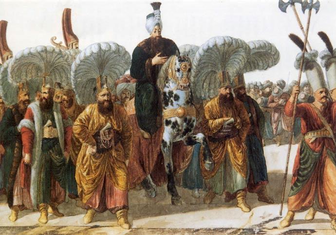 osmanisches reich mittelalter