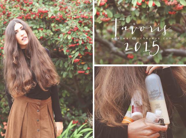 cheveux longs châtains blog naturel revues produits