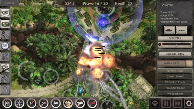 Defense Zone 3 - Permainan Tower Defense Terbaik Untuk Android Dengan Graphic HD