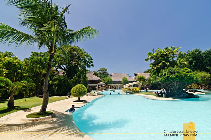 Bluewater Maribago Beach Resort Cebu Swimming Pool