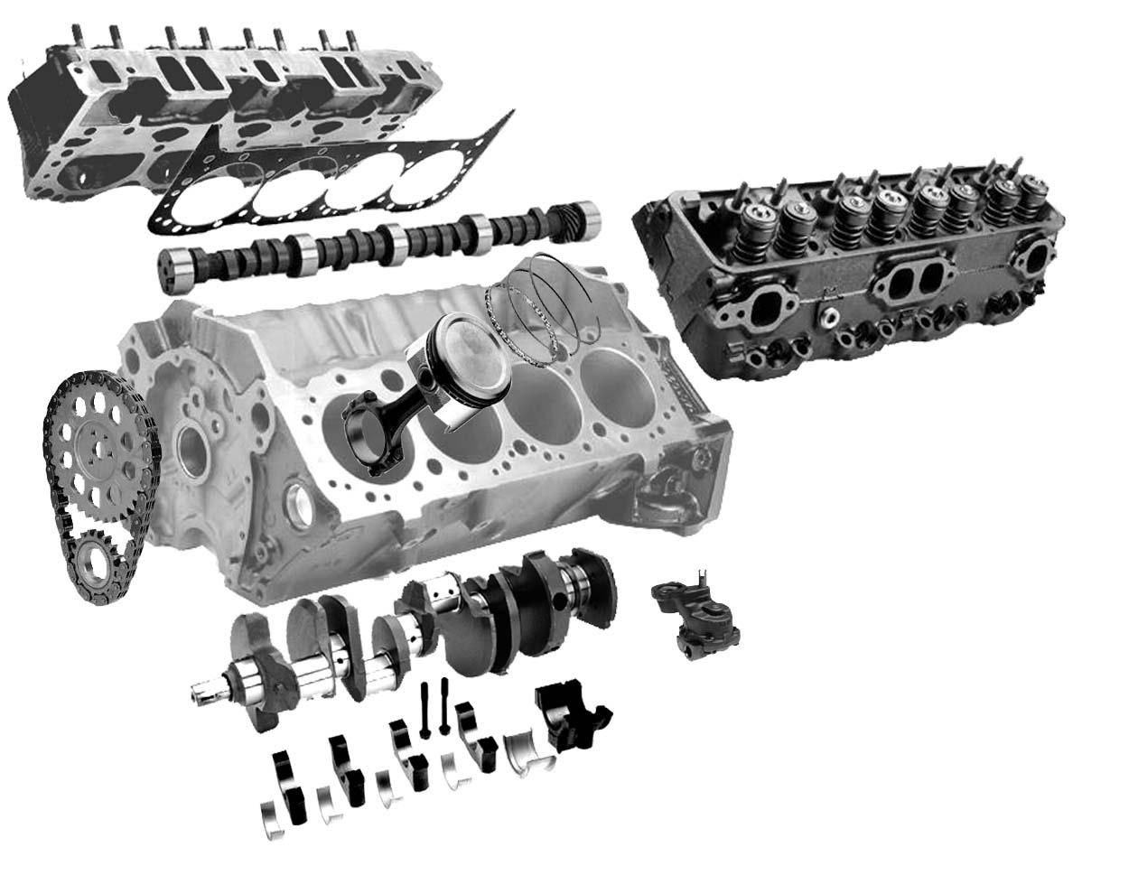 كتاب أجزاء ومكونات محرك السيارة Pdf ميكانيكا لايف