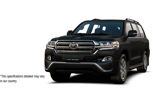 Toyota Land Cruiser Jakarta