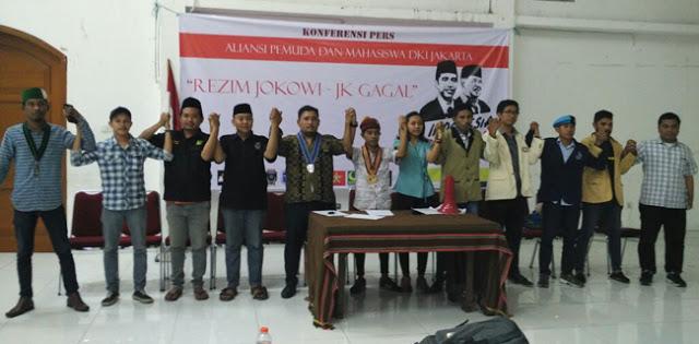 Tiga Tahun Jokowi-JK Gagal Total